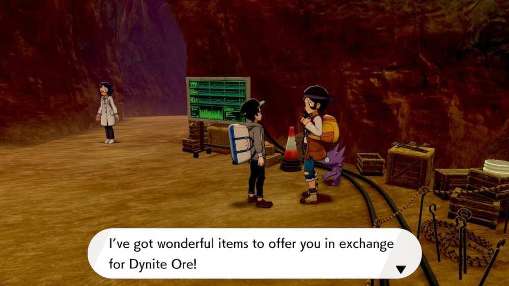 Pokémon Mineral Dinita