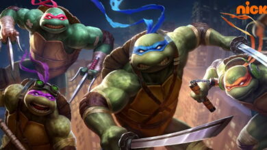 SMITE es un MOBA con dioses, héroes y las Tortugas Ninja mutantes adolescentes