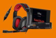 Saturn ofrece: Auriculares Sennheiser al mejor precio, SSD y más