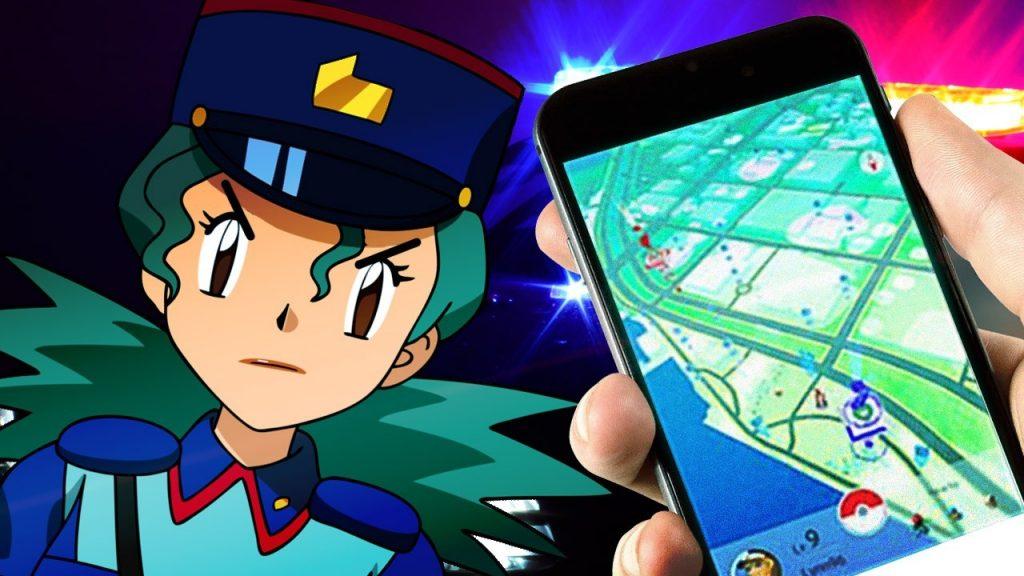 Oficial de Pokémon GO Rocky
