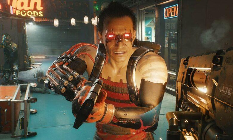 Se supone que Cyberpunk 2077 es tan caótico y brutal como el desarrollo de Anthem