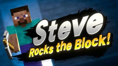 Super Smash Bros. tiene nuevos héroes: personajes de Minecraft