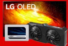 Photo of Televisor OLED de LG al mejor precio, SSD y más reducido en MediaMarkt