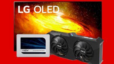 Televisor OLED de LG al mejor precio, SSD y más reducido en MediaMarkt