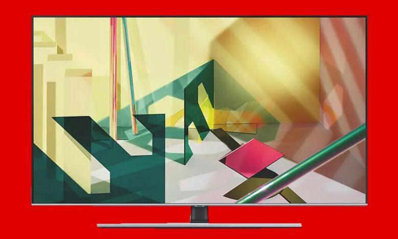 Televisor Samsung QLED con 100 Hz y HDMI 2.1 al mejor precio en MediaMarkt