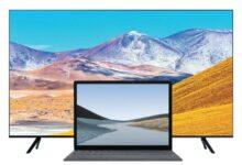 Photo of Televisores Samsung desde 339 €, Surface Laptop 3 por 828 € y más en Amazon