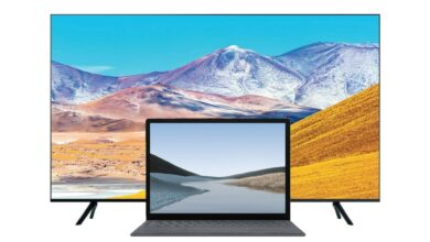 Televisores Samsung desde 339 €, Surface Laptop 3 por 828 € y más en Amazon