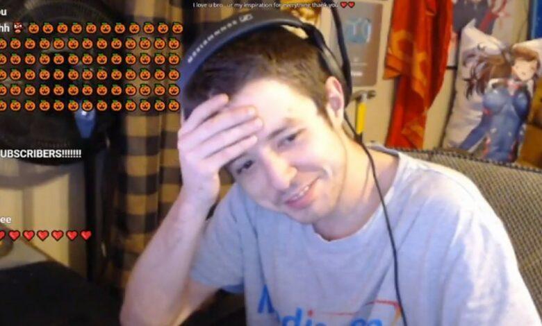 Twitch desactiva a un joven enojado que ha sido prohibido para siempre