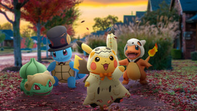 Photo of El evento de Halloween en Pokémon GO comienza esta noche; debes saber que