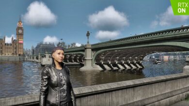 watch dogs legion ray tracing enabled