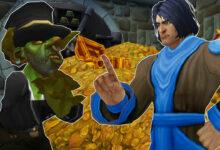 WoW: Blizzard está acabando con un método que te habría hecho rico en el parche 9.0