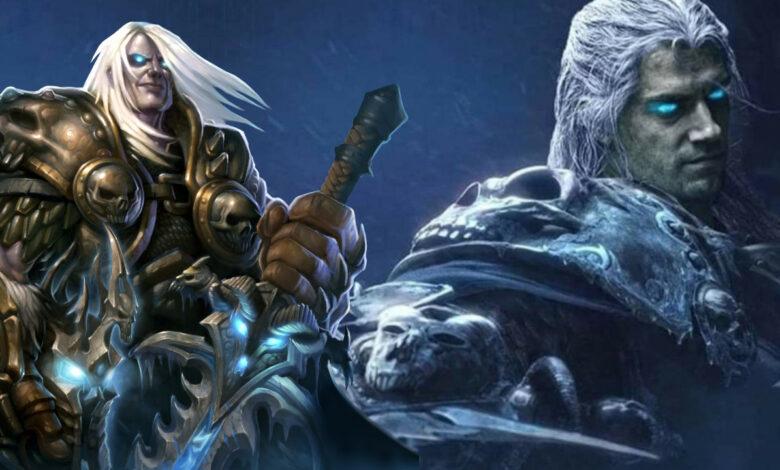 """WoW: Incluso Blizzard piensa que el actor de """"Witcher"""" como Arthas es genial"""