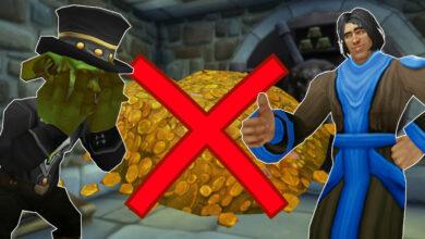 WoW: pronto se debilitará uno de los mejores métodos de cultivo de oro