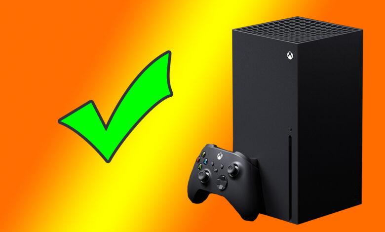 Xbox Series X: Rápido y silencioso, eso es lo que dicen los primeros avances alemanes