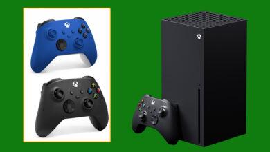 """Xbox Series X / S con un nuevo controlador: ¿qué la hace """"nueva"""" de todos modos?"""