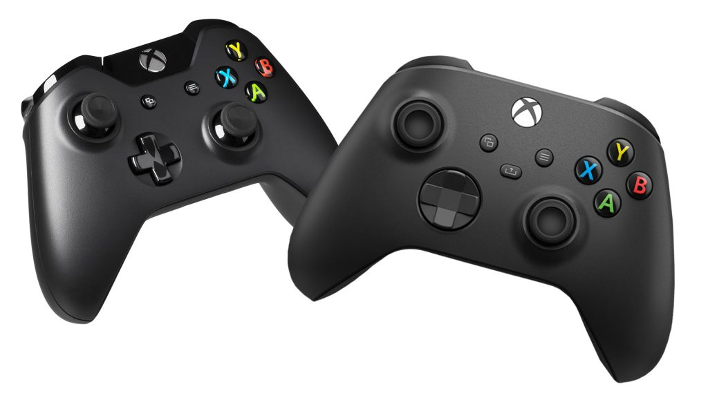 "Comparación del controlador Xbox One X Series X ""class ="" wp-image-582148 ""srcset ="" https://images.mein-mmo.de/medien/2020/10/Xbox-One-X-Series-X-Controller- Comparación-1024x576.jpg 1024w, https://images.mein-mmo.de/medien/2020/10/Xbox-One-X-Series-X-Controller-Vergleich-300x169.jpg 300w, https: // imágenes. mein-mmo.de/medien/2020/10/Xbox-One-X-Series-X-Controller-Vergleich-150x84.jpg 150w, https://images.mein-mmo.de/medien/2020/10/Xbox -Comparación-de-controlador-X-One-X-Series-768x432.jpg 768w, https://images.mein-mmo.de/medien/2020/10/Xbox-One-X-Series-X-Controller-Vergleich- 1536x864.jpg 1536w, https://images.mein-mmo.de/medien/2020/10/Xbox-One-X-Series-X-Controller-Vergleich-780x438.jpg 780w, https: //images.mein- mmo.de/medien/2020/10/Xbox-One-X-Series-X-Controller-Vergleich.jpg 1920w ""tamaños ="" (ancho máximo: 1024px) 100vw, 1024px"