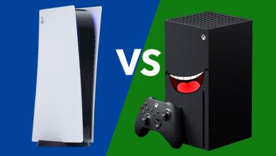 Xbox analiza la PS5 en Twitter, pero luego la elimina rápidamente