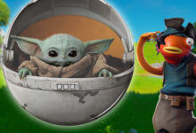 Photo of ¿Fortnite realmente mostró a Baby Yoda para el pase de batalla de la temporada 5?