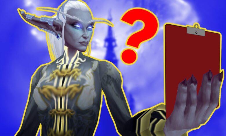 ¿Qué pacto de WoW Shadowlands es el adecuado para ti? Descúbrelo aquí