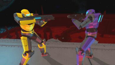 El nuevo juego de disparos PvP mezcla Minecraft con Battlefield, eso es en Sector's Edge