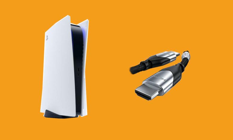 La PS5 se basa en HDMI 2.1: lo que debe considerar
