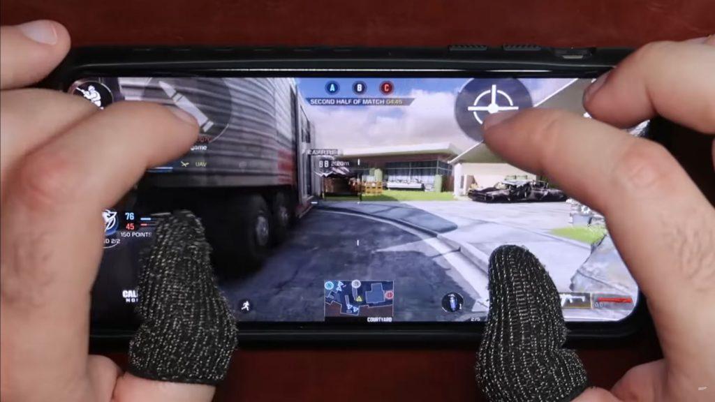 CoD Mobile 6 garra de dedo Jokesta