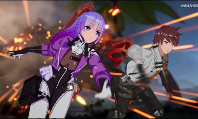 El nuevo juego se parece a Genshin Impact, solo que como un MMORPG real