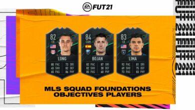 FIFA 21: Goles Bojan, Long y Lima - MLS Squad Foundations