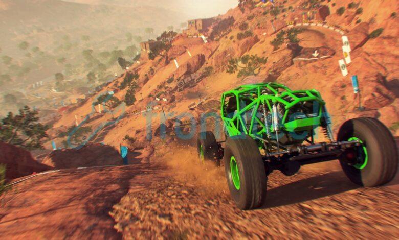 dirt 5 graphics settings