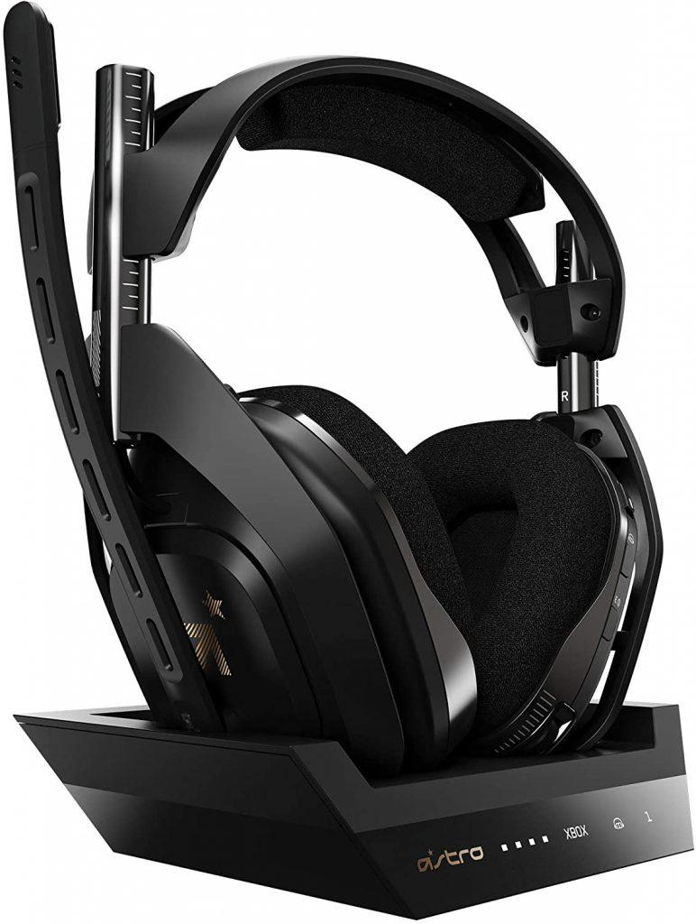 Auriculares para juegos Astro A50