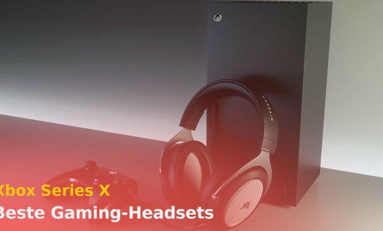 Los mejores auriculares para juegos para Xbox Series X   S