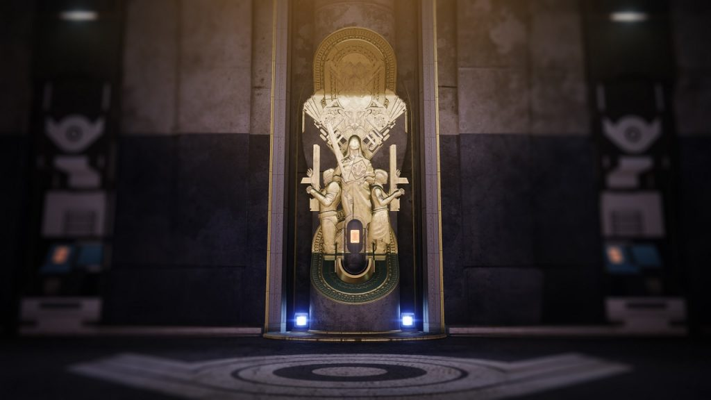 Exotic Archive Monument of Lost Lights Destiny 2 Beyond Light Título