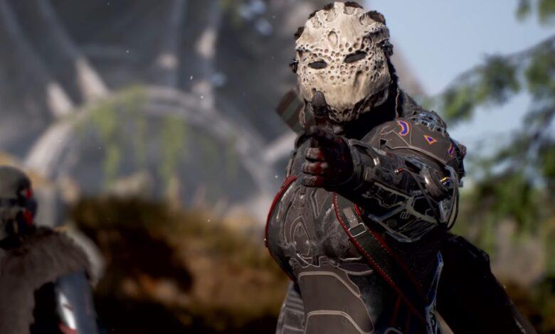 Outriders obtiene el contenido del juego final de Diablo 3, pero lo nombra de manera diferente