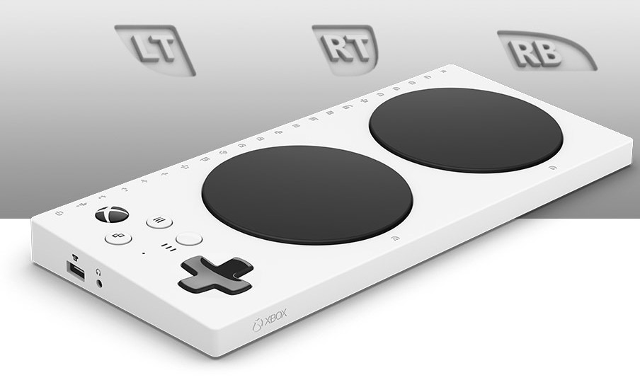 "Xbox Adaptive Controller ""class ="" wp-image-497409 ""width ="" 474 ""height ="" 281 ""srcset ="" https://images.mein-mmo.de/medien/2020/04/Xbox-Adaptive-Controller- kleinert.jpg 904w, https://images.mein-mmo.de/medien/2020/04/Xbox-Adaptive-Controller-verkleinert-300x178.jpg 300w, https://images.mein-mmo.de/medien/ 2020/04 / Xbox-Adaptive-Controller-miniaturized-150x89.jpg 150w, https://images.mein-mmo.de/medien/2020/04/Xbox-Adaptive-Controller-verkleinert-768x456.jpg 768w ""tamaños = ""(ancho máximo: 474 px) 100 vw, 474 px"