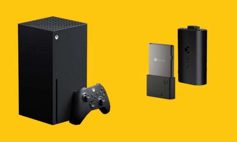 Estos son los mejores accesorios para tu Xbox Series X | S