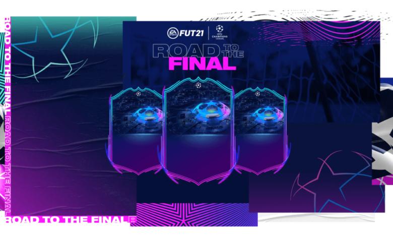 FIFA 21: Road To The Final Cards - Preguntas frecuentes oficiales