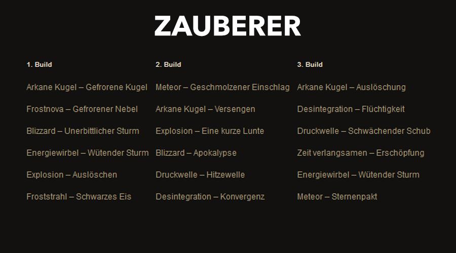 Diablo 3 Wizard Clone Temporada 22