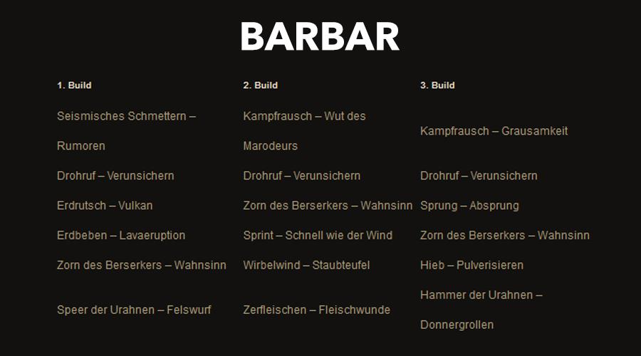 Diablo 3 Barbarian Clone Temporada 22