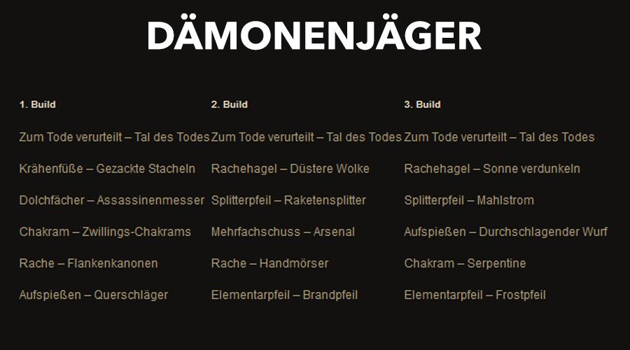 Diablo 3 Demon Hunter Clone Temporada 22