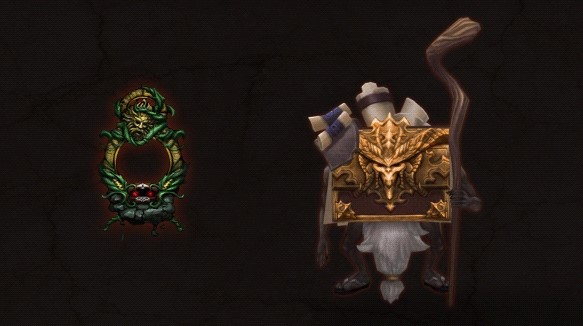 Diablo 3 Cain Chronic Companion