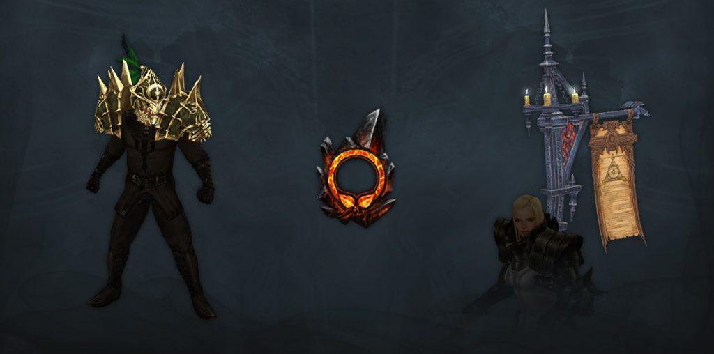 Recompensas de Diablo 3 S10