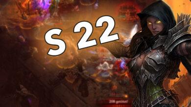 Diablo 3: se ha establecido la fecha de inicio de la temporada 22, eso está adentro
