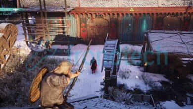 Assassin's Creed (AC) Valhalla - El juego se bloquea - Cómo solucionarlo
