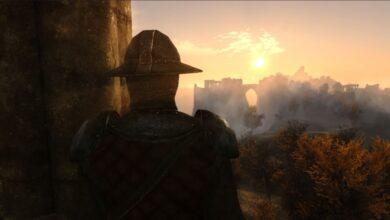 En el brutal MMO medieval Gloria Victis ahora obtienes un castillo completo para albergar