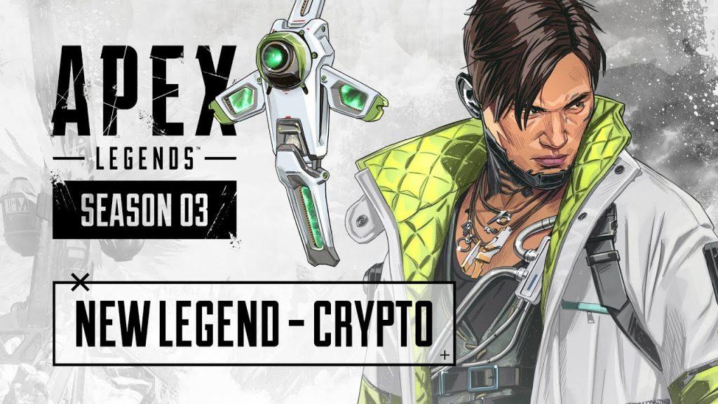 APEX Legends Season 3 - Nueva leyenda Crypto