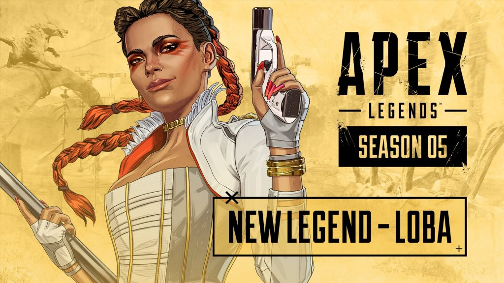 Apex Legends Temporada 5: Nueva leyenda Loba