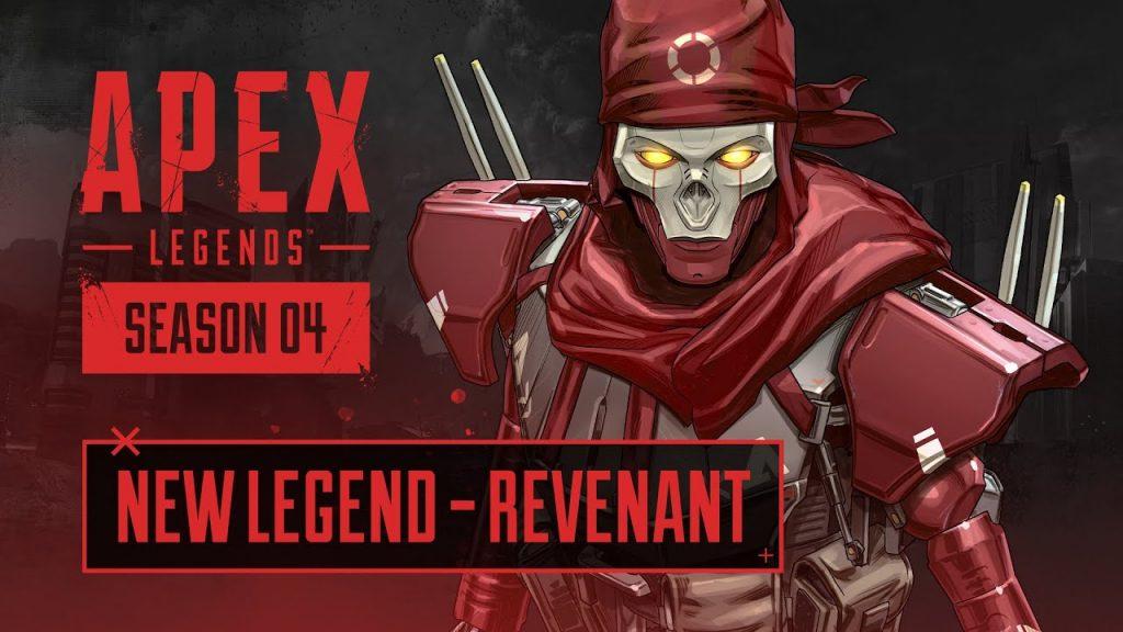 Nueva leyenda en APEX Legends Season 4: Revenant