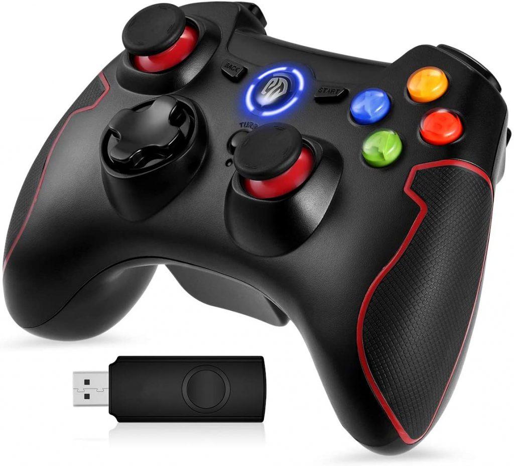"""Controlador de PC y Xbox por menos de 50 euros """"class ="""" wp-image-497440 """"width ="""" 443 """"height ="""" 401 """"srcset ="""" https://images.mein-mmo.de/medien/2020/04/EasySMX- Controlador-1024x928.jpg 1024w, https://images.mein-mmo.de/medien/2020/04/EasySMX-Controller-300x272.jpg 300w, https://images.mein-mmo.de/medien/2020/ 04 / EasySMX-Controller-150x136.jpg 150w, https://images.mein-mmo.de/medien/2020/04/EasySMX-Controller-768x696.jpg 768w, https://images.mein-mmo.de/ medien / 2020/04 / EasySMX-Controller.jpg 1147w """"tamaños ="""" (ancho máximo: 443px) 100vw, 443px"""