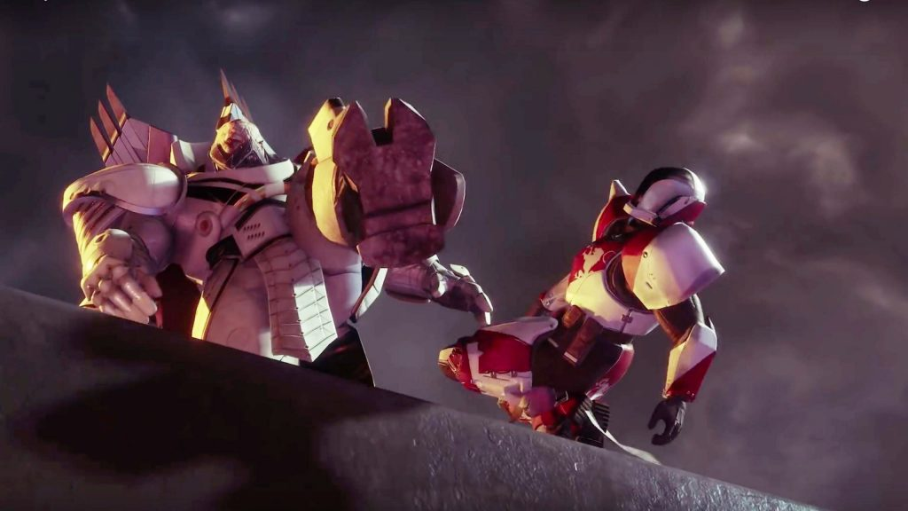 Ghaul Kabal Guadrin baja el título de Destiny