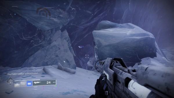 Destiny 2 lugar de perdición